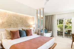 Junior Suite Deluxe at Iberostar Selection Hacienda Dominicus Hotel